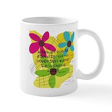 A teacher affects eternity PILLOW Mug