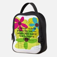 A teacher affects eternity PILLOW Neoprene Lunch B