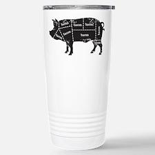 Bacon Pig Travel Mug