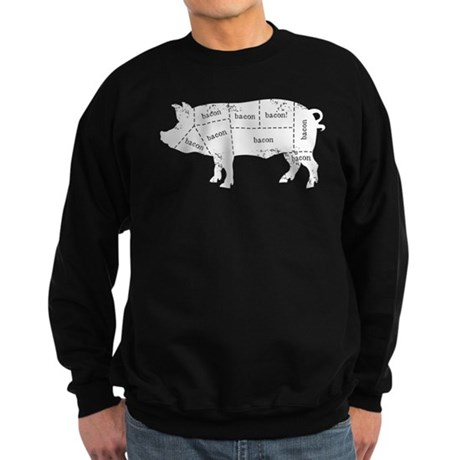 Bacon Pig Sweatshirt