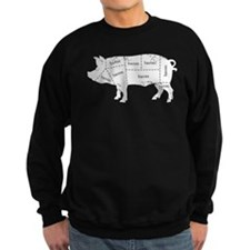 Bacon Pig Sweatshirt