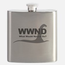 What Would Nessie Do? Flask