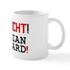 RUSSIAN BASTARD - SVOLOCHT! Small Mug