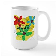 Golden Jubilee Mug