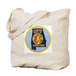 Alabama Corrections Tote Bag