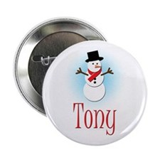 Snowman - Tony Button