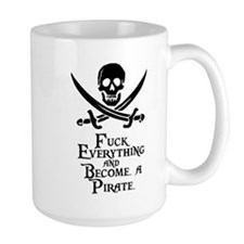Become a pirate Mug