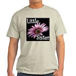 Little Sister Ash Grey T-Shirt