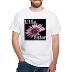 Little Sister White T-Shirt
