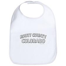 Routt County Colorado Bib