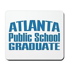 Atlanta Public School Graduate Mousepad