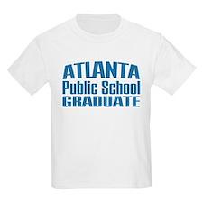 Atlanta Public School Graduate Kids T-Shirt