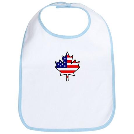 American-Canadian Half-Breed Bib