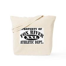 Cute Fox sports Tote Bag
