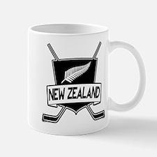 New Zealand Ice Hockey Flag Mug
