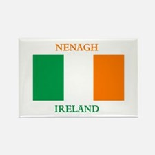 Nenagh Ireland Rectangle Magnet