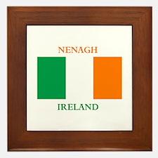 Nenagh Ireland Framed Tile