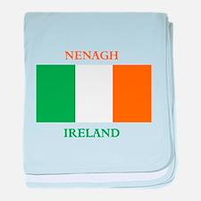 Nenagh Ireland baby blanket