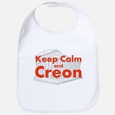 Keep Calm and Creon Bib