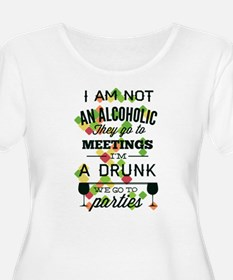 Drunks Go To Parties T-Shirt