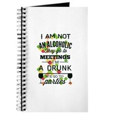 Drunks Go To Parties Journal