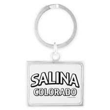 Salina Colorado Keychains