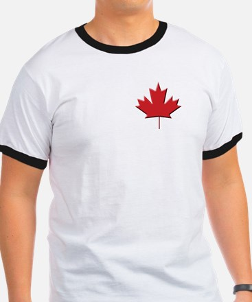 Canada: Maple Leaf T