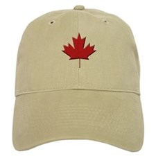 Canada: Maple Leaf Baseball Cap