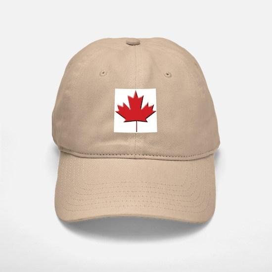 Canada: Maple Leaf Hat