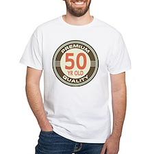 50th Birthday Vintage Shirt