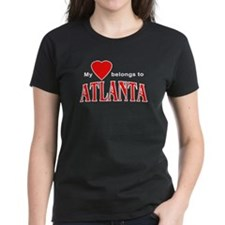 My heart belongs to Altanta Tee