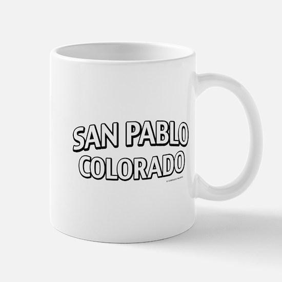 San Pablo Colorado Mug