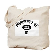 Property of Bo Tote Bag