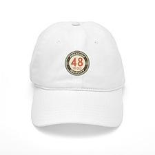 48th Birthday Vintage Baseball Cap