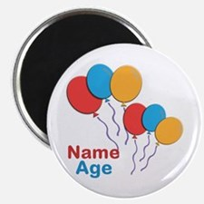 CUSTOMIZE Happy Birthday Any Age Magnet