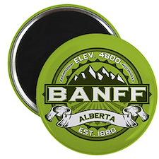 Banff Green Magnet