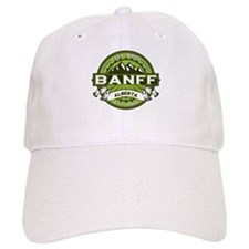 Banff Green Baseball Cap
