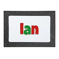 Peace - Love - Labradoodles Clasp Wallet