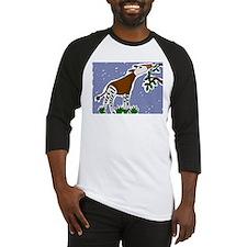 Artistic Okapi Design Baseball Jersey