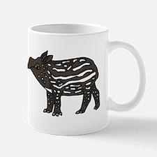 Funny Tapir Mug