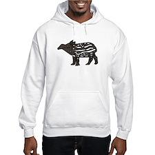 Funny Tapir Hoodie