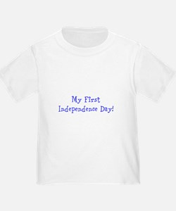 My First Independence Day! T-Shirt