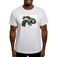 """ds"" the zombie betta fish T-Shirt"