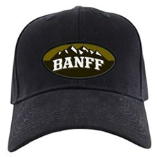 Banff Olive Baseball Hat