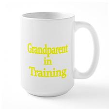 Grandparent in Training-yellow Mug