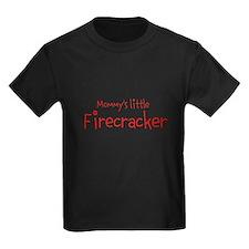 Mommys little Firecracker T-Shirt