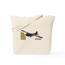 WW2 Glider Quest Logo Tote Bag