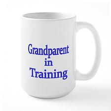 Grandparent in Training Mug