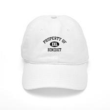 Property of Benedict Baseball Cap
