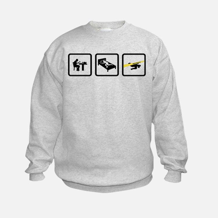 Police Line Sweatshirt